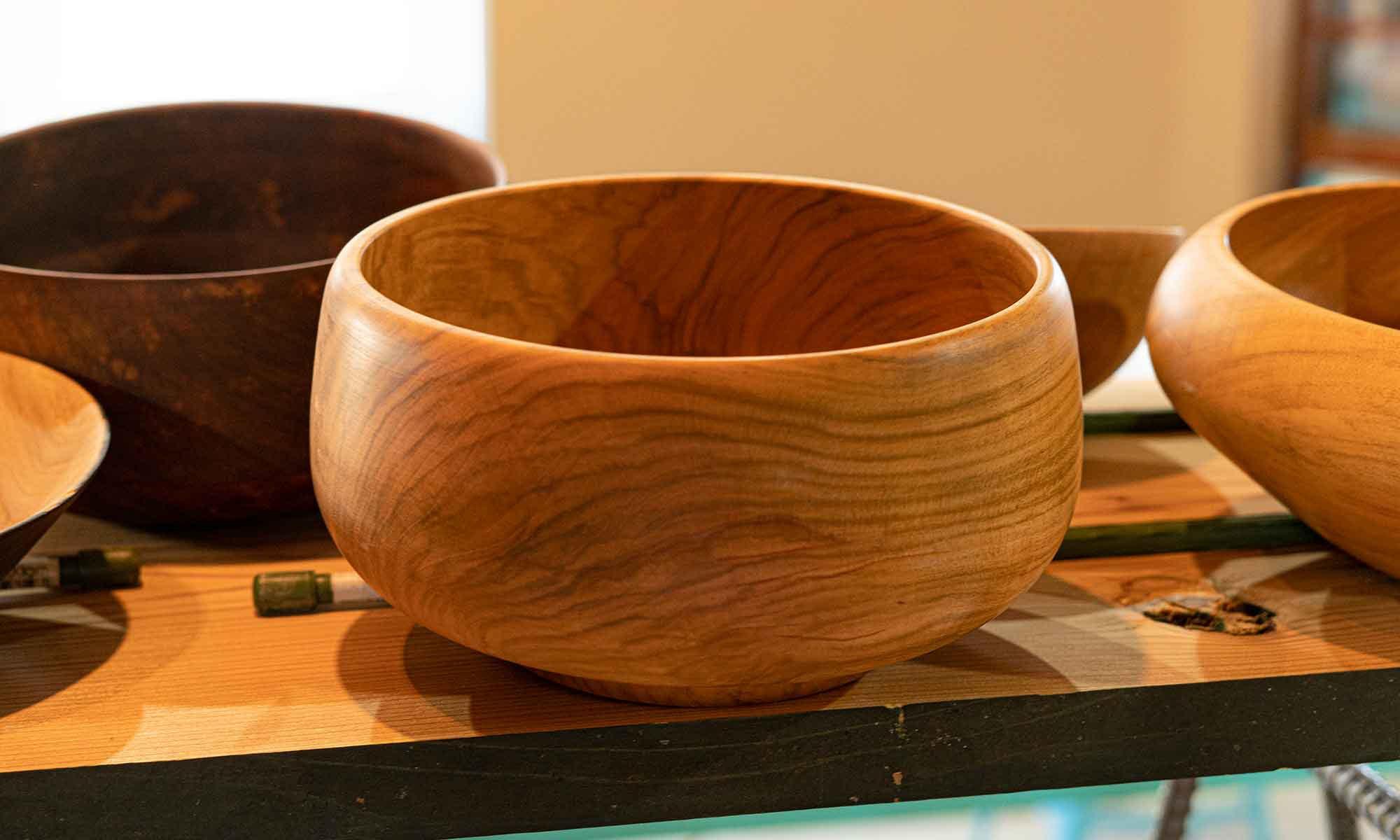 iiDA Woodturning